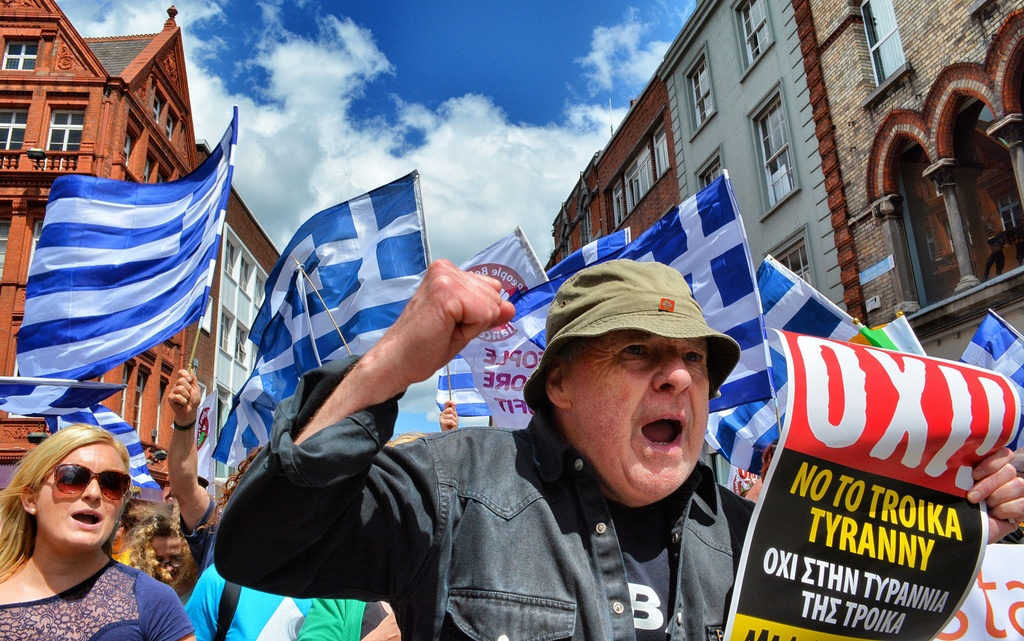 Greece's lost decade: What's wrong and why Grexit is the only way forward